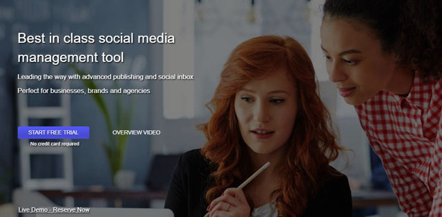 eClincher social media automation tool
