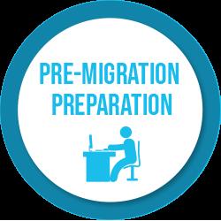 Website Migration Phase #2 - Premigration Preparation