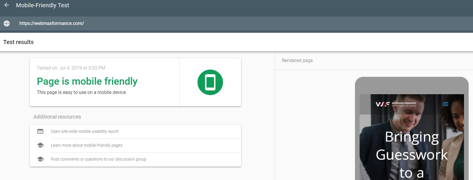 mobile-friendly-test-webmax