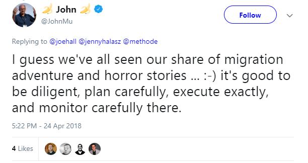 website migration horror john muller