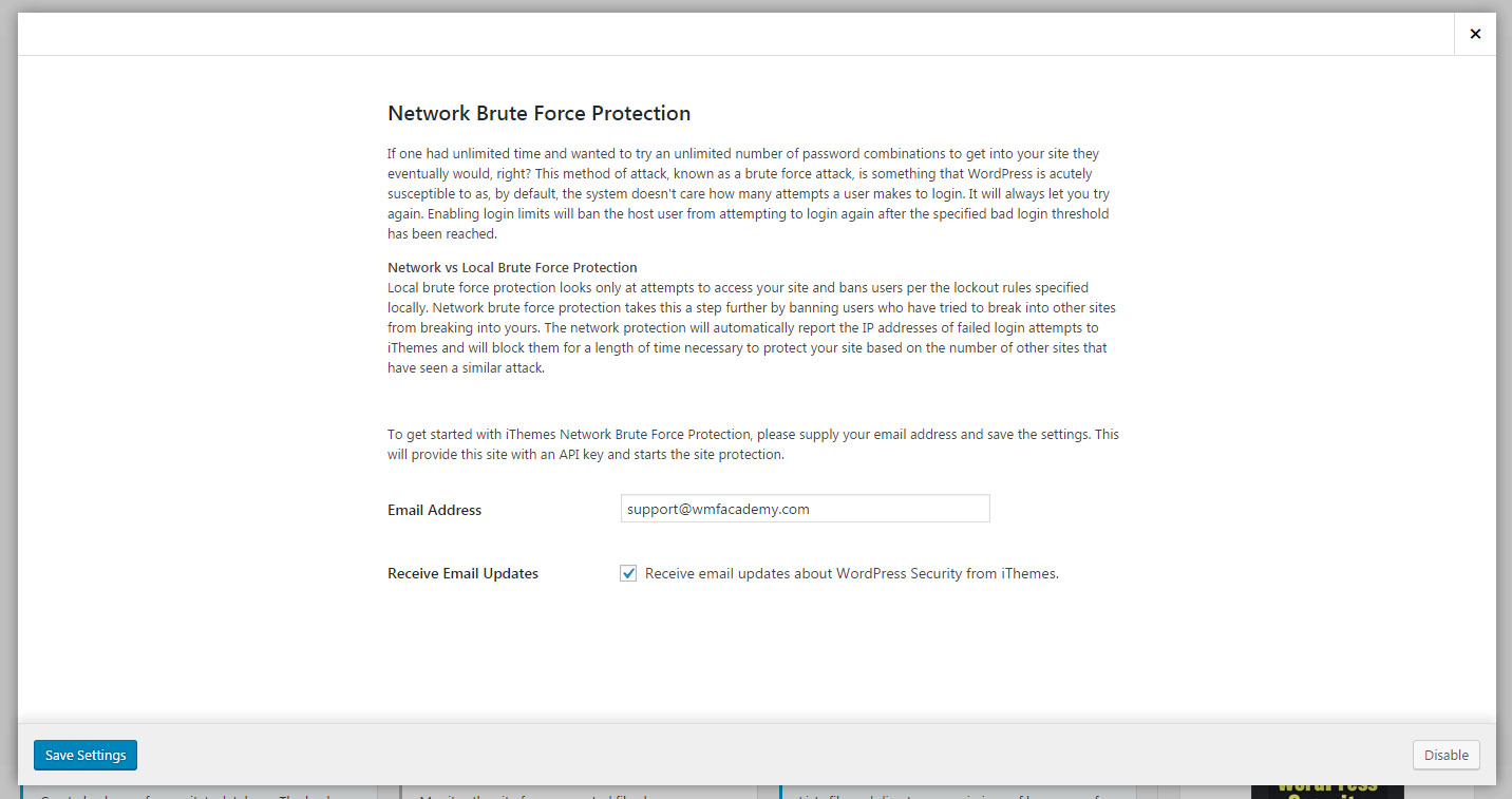 Network-Brute-Force-Protection