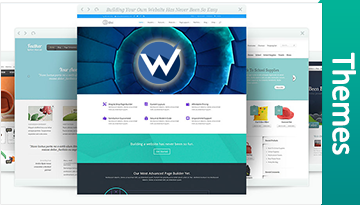 finding the perfect wp theme wmf category