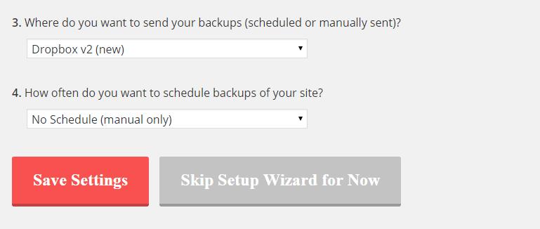 backupbuddy quick wizard2