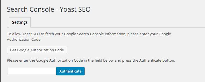 get google autorization code