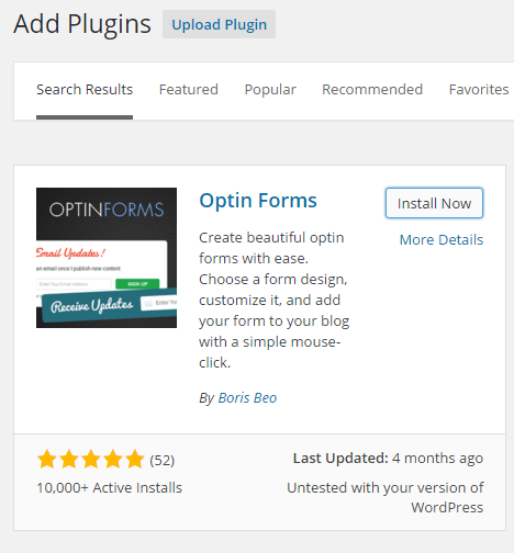 opt in forms