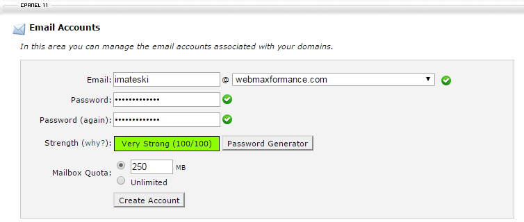 siteground webmail