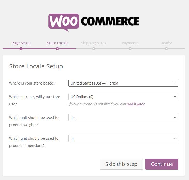 woocommerce step3