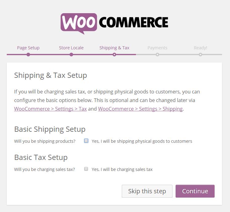 woocommerce step4