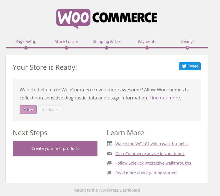 woocommerce step6