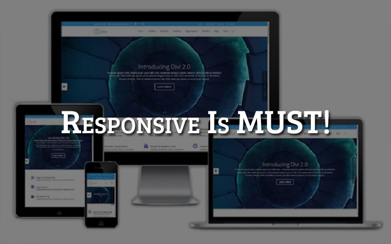 responsive-is-must