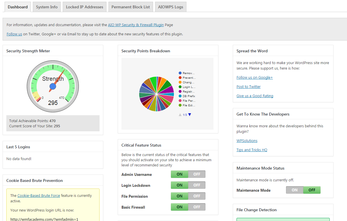 aio-security-dashboard-after-configuration