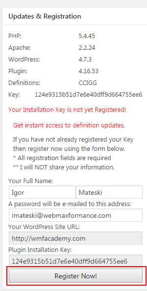 register anti malware