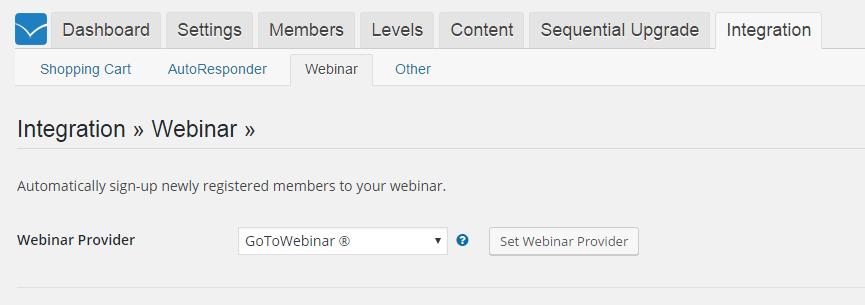 wishlist member webinars