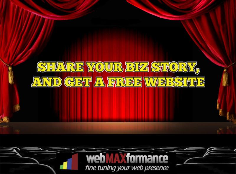 Get a FREE Website!
