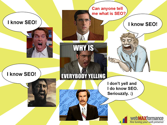 With all the noise around SEO, it's hard to tell who's legit.