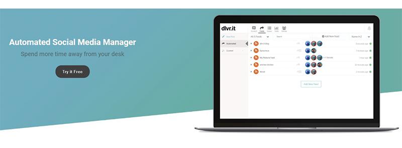 Dlvr.it social media automation tool