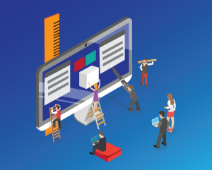 eight step process of effective website design and development