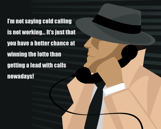 why you should skip cold calling
