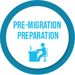 Website Migration Phase #2 - Premigration Preparation